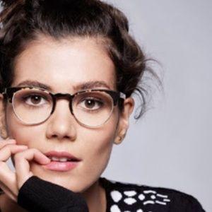 Warby Parker Ripley eye glasses 48-21-140